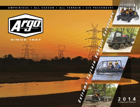 2015 ARGO COMMERCIAL BROCHURE