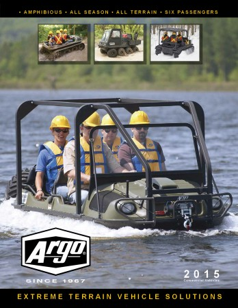 2015 ARGO ATV COMMERICAL BROCHURE