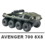 ARGO AVENGER 700 8X8