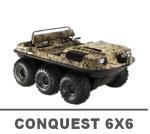 ARGO CONQUEST 6X6