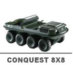 ARGO CONQUEST 8X8