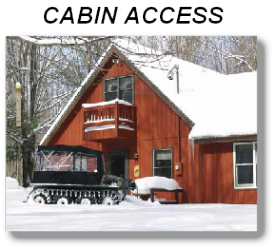 ARGO ATV CABIN ACCESS