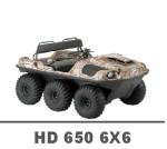 ARGO HD 650 6X6
