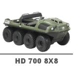 ARGO HD 700 8X8