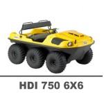 ARGO HDI 750 6X6
