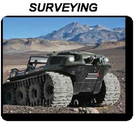ARGO ATV SURVEYING