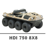 ARGO HDI 750 EFI 8X8