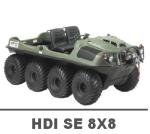 ARGO HDI SE 8X8
